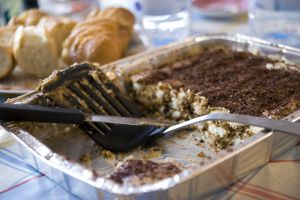 Из печенья можно приготовить тирамису - итальянский десерт