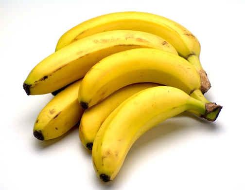 По пищевой ценности банан сравним с пшеницей.