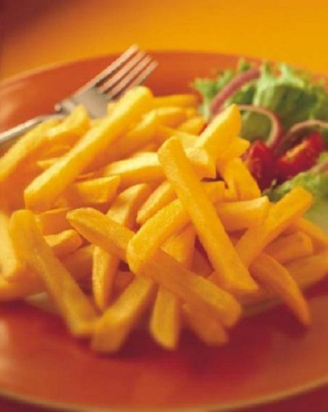 Как сделать картошку фри