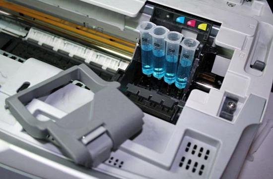 Как промыть головку у принтера