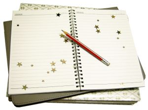 How to make a diary