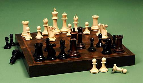 How to learn to play chess