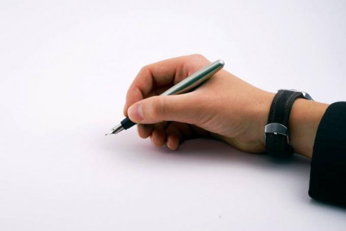 Как составить расписку