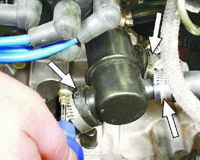 Как заменить термостат