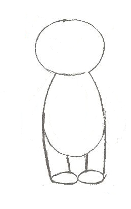 Как нарисовать <strong>медведя</strong>