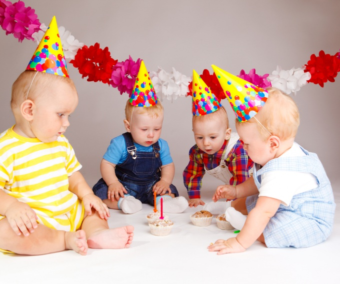 Как развлечь ребенка в день рождения