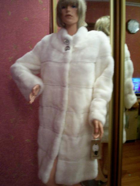 Почистить белую кроличью шубу в домашних условиях