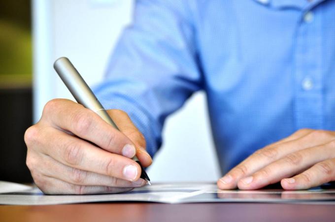 How to write a job application
