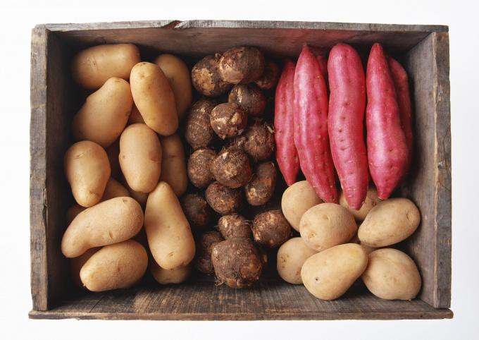 Запекать можно любые сорта картофеля