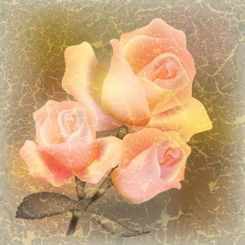 Как научиться рисовать розы