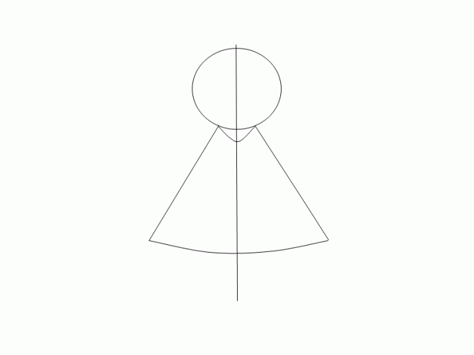 How to draw <strong>girl</strong>