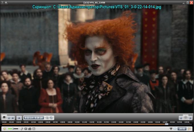 Как вырезать кадр  из видео