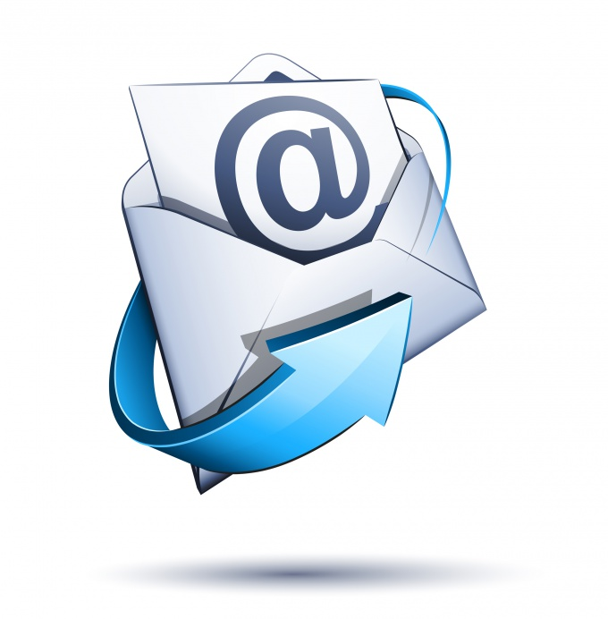 How to open email