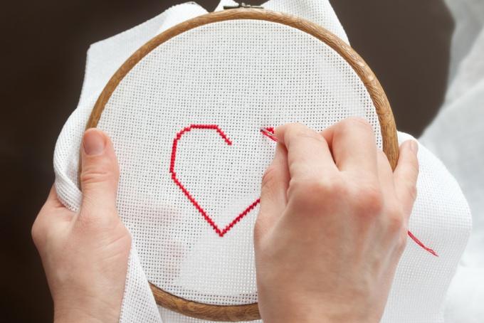 Как научиться вышивать