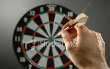 How to play Darts: rules