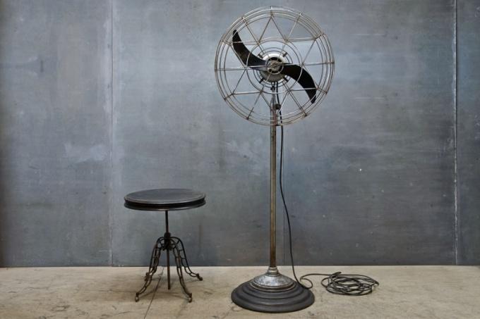 Вентилятор может стильно дополнить любой интерьер