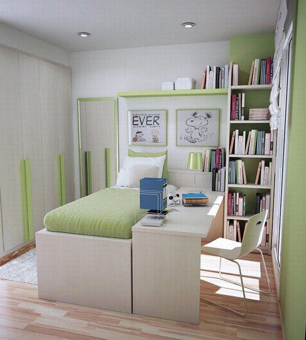 Не бывает маленьких комнат, бывает неправильное планирование