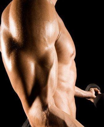 How to build biceps at home