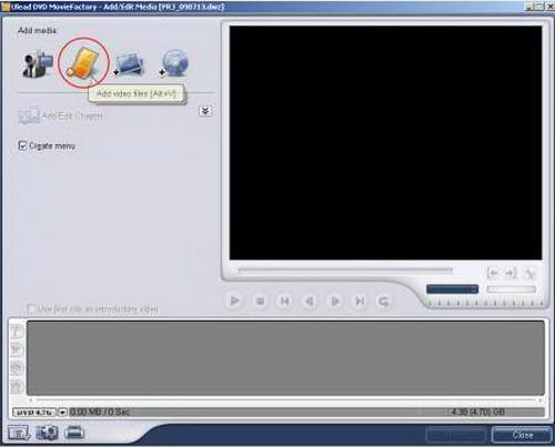 Как сделать dvd