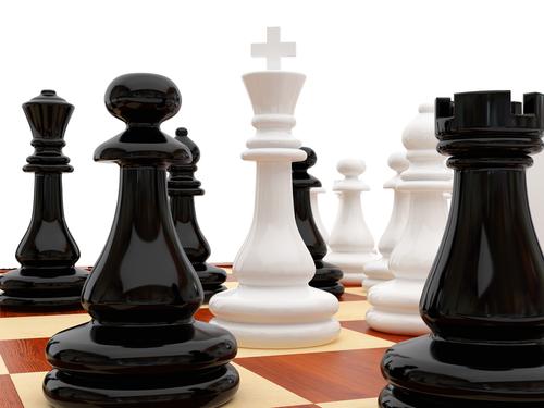 Шахматы - оригинальный подарок
