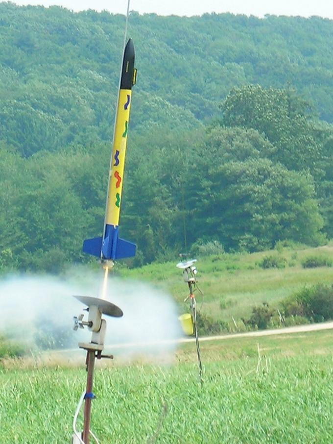 Собрать ракету в домашних условиях