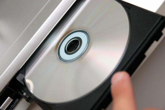Как записать dvd фильм на диск