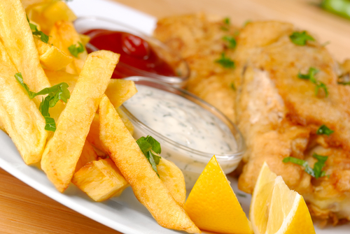 What could be tastier than fried potatoes?