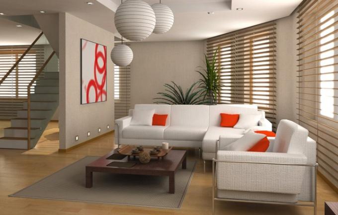 Одним из украшений интерьера могут стать разноцветные подушки, подобранные в тон интерьеру
