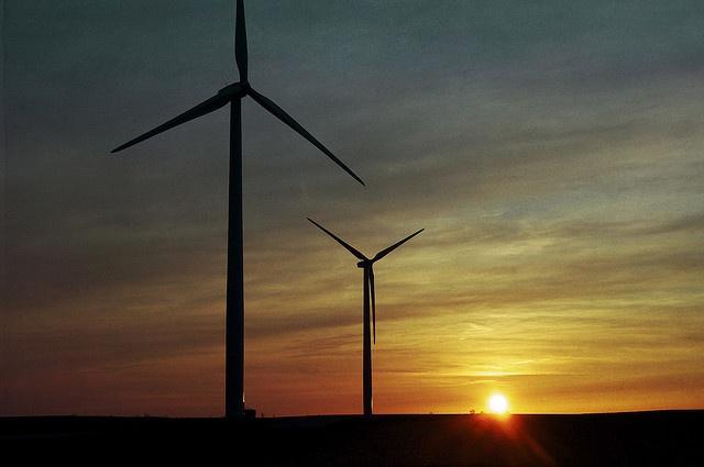 Ветрогенератор - неплохой источник энергии