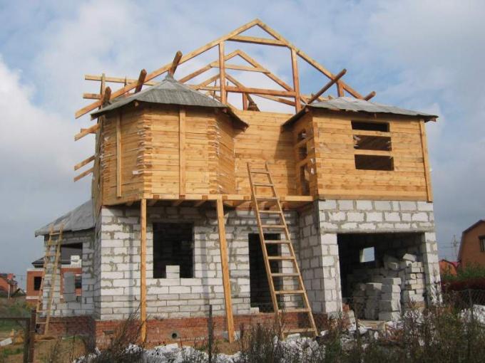 Строить дом из пеноблоков - одно удовольствие