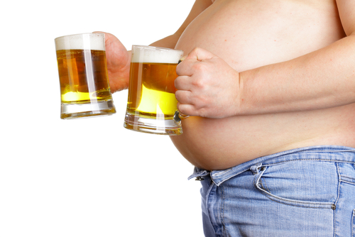 How to clean a beer belly