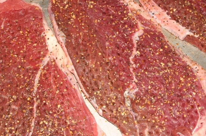 Beef chops