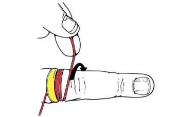 Как снять <b>кольцо</b> с <strong>пальца</strong>