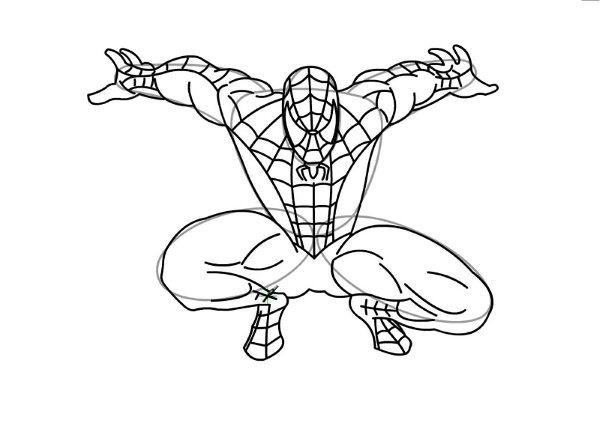 Таким Человек-паук предстает перед зрителями