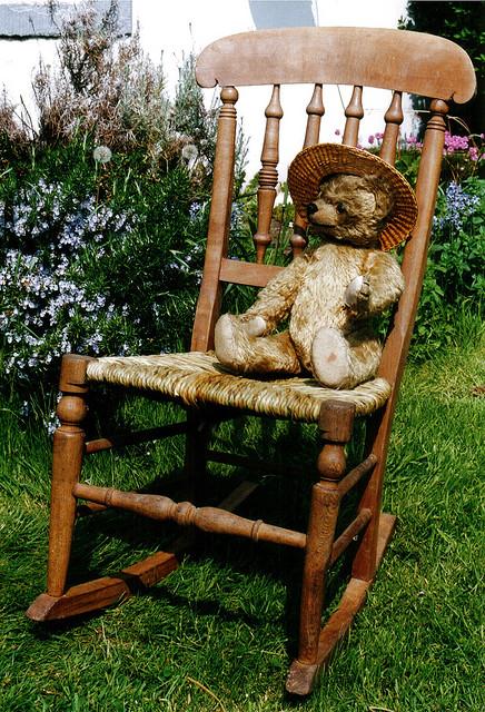 Зачем стул покупать? Сделанный вашими руками, он будет всегда у вас под попой