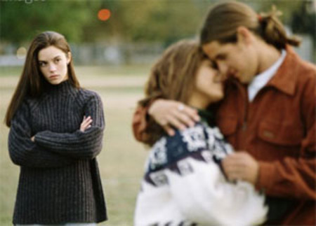 Как справиться с ревностью