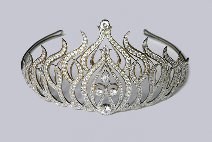 Корона для маленькой принцессы своими руками фото 543