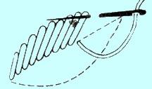 Листик - один из самых распространенных элементов