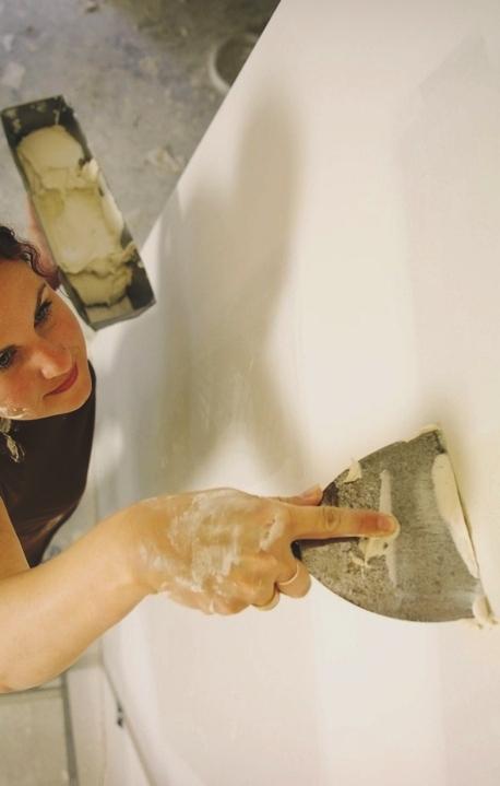 Штукатурные работы - обязательный этап любого капитального ремонта