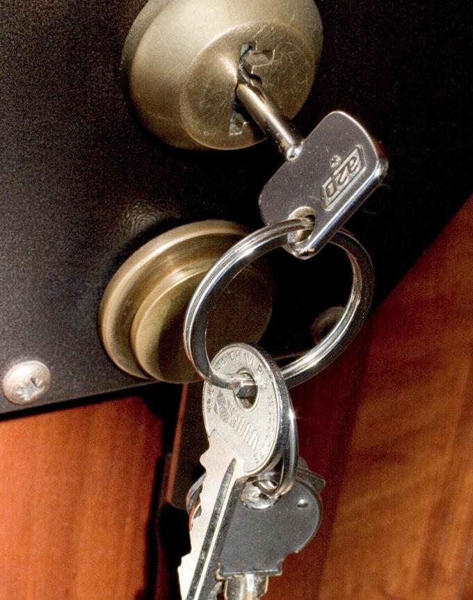 Хороший замок надежно защитит вашу дверь от непрошеных гостей