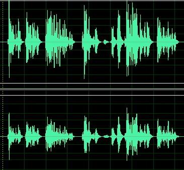 Как удалить звуковую дорожку