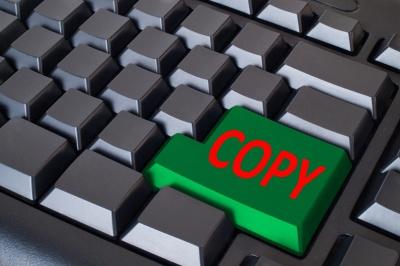 Как откопировать документ
