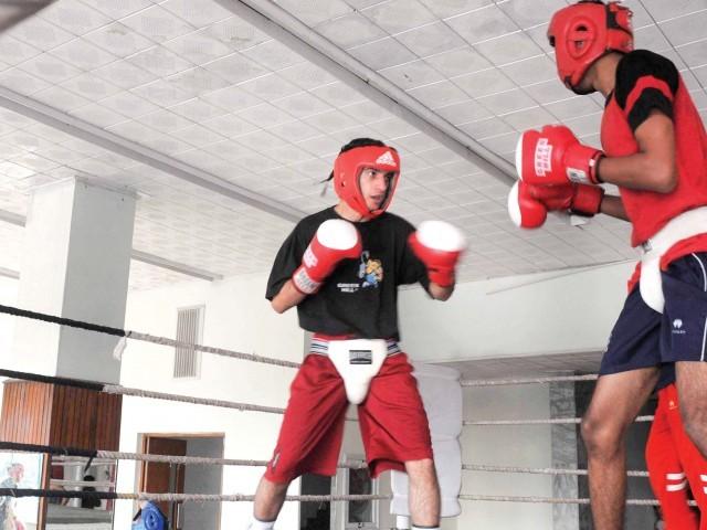 Бокс - отличное средство, чтобы держать себя в тонусе, быть уравновешенным и уметь за себя постоять