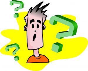 Даже если у вас много неясных вопросов по работе, главное - не впадать в панику. Все можно решить