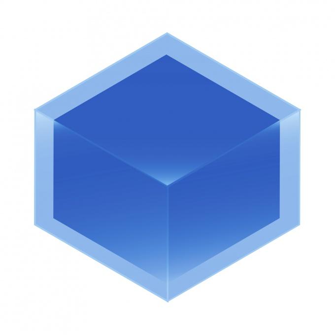 Как найти площадь куба