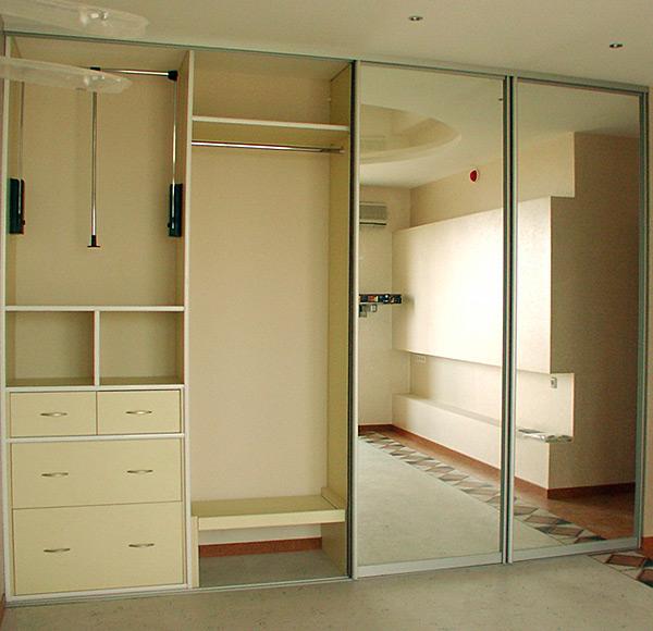 Выберите место, где будет располагаться шкаф, и решите, какую функцию он будет исполнять