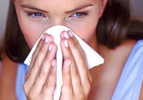 Как снять отек носа