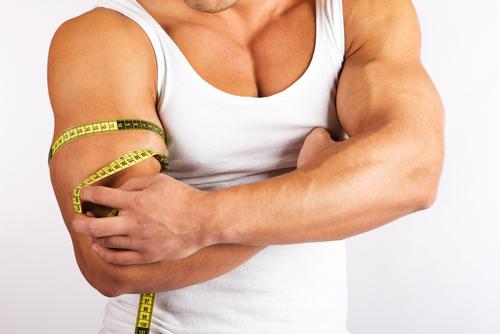 Если сушить мышцы правильно, потери массы будут незначительны