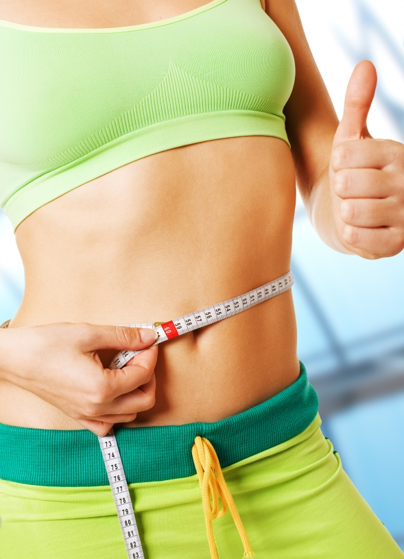 How to tune in to weight loss