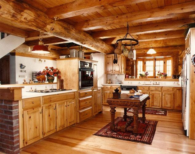 Деревянные дома из срубов экологически безопасны и очень уютны
